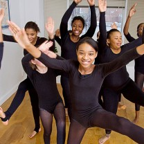 Linking city kids to life-enriching programs: Duffy Liturgical Dance teaches children to perform and thus preserve songs and dances created by African slaves in America.