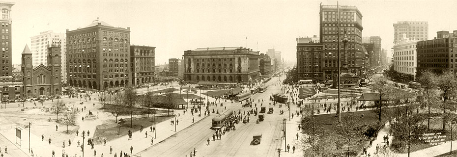 Oh Law Firm >> Goff's Vision   The Cleveland Foundation Centennial