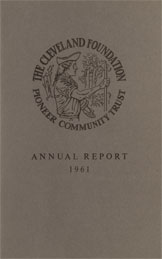 Cover of 1961 Annual Report