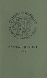 Cover of 1962 Annual Report