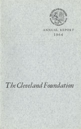 Cover of 1964 Annual Report