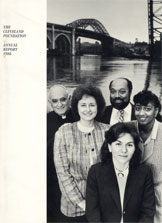 Cover of 1986 Annual Report