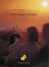 Cover of 1997 Annual Report