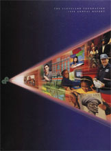 Cover of 1998 Annual Report