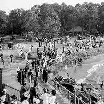 Gordon Park in its heyday