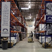 The Cleveland Foodbank's LEED-certified distribution center