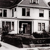 The original Free Clinic, a drug treatment center on Cornell Road