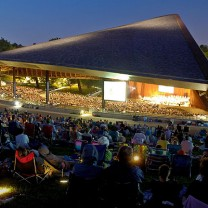 1967: Blossom Music Center