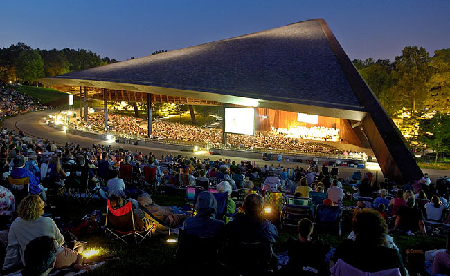 venue blossom music center