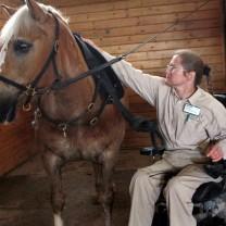 2000: Therapeutic Riding Center