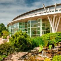 2001: Cleveland Botanical Garden