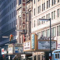 Playhouse Square, c. 1969