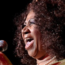 Aretha Franklin at the Tri-C JazzFest