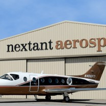 MAGNET consultants helped Nextant Aerospace of Richmond Heights, Ohio, apply lean principles to its specialty business of remanufacturing corporate jets for an under-$5 million market.