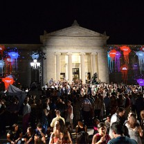 Sustaining the excellence of the region's cultural assets: a summer solstice party at the Cleveland Museum of Art