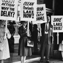 Clean water advocates, 1968