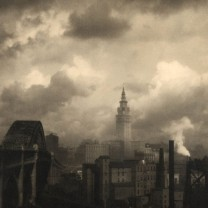 By 1929, when Cleveland laid claim to having the tallest skyscraper in the country—the Terminal Tower, evocatively captured here by famed photographer Margaret Bourke-White—the community foundation movement had spread across America.