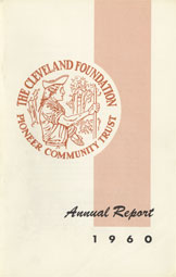 Cover of 1960 Annual Report