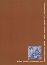 Annual Report 1971