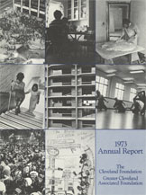 Cover of 1973 Annual Report