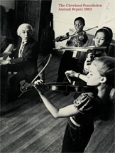 Cover of 1983 Annual Report
