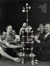 Cover of 1985 Annual Report
