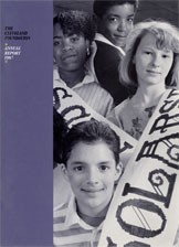 Cover of 1987 Annual Report