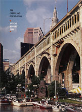 Cover of 1989 Annual Report