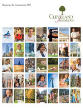 Cover of 2007 Report to the Community