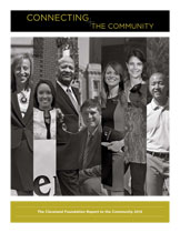 Cover of 2012 Report to the Community