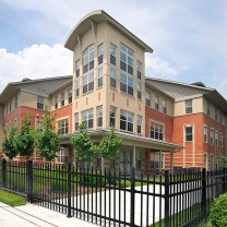 The Cleveland Housing Network assisted the Mt. Pleasant Now nonprofit development corporation with the construction of the Union Court senior apartments.