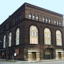 1976: Sokol Hall