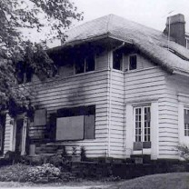 In 1967, this Cleveland Heights home, owned by an African American, was bombed in a senseless and vain attempt to halt the suburb's integration.